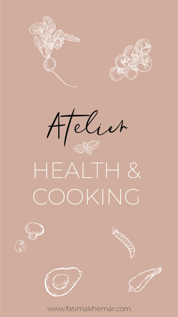 Ateliers health & cooking
