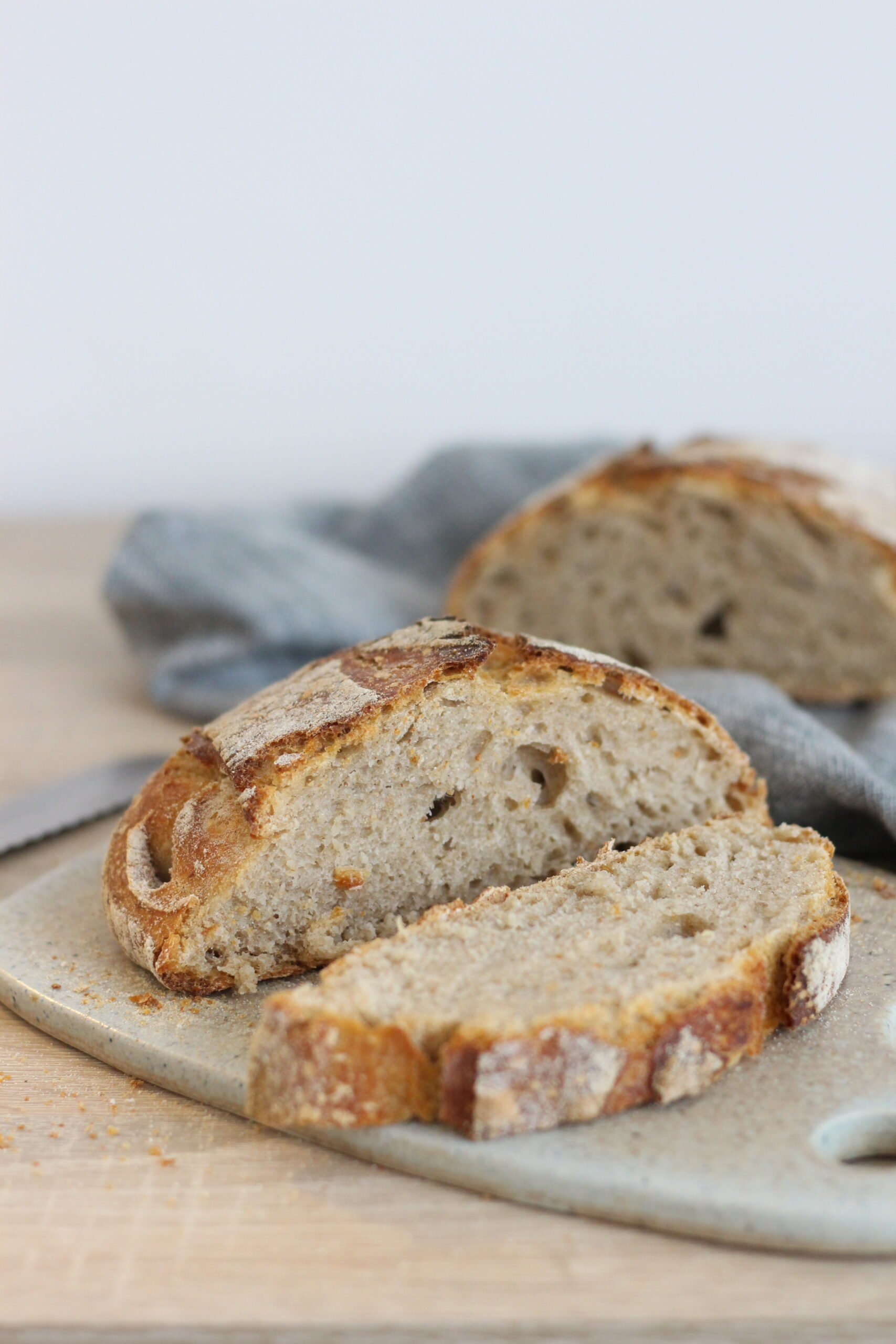 pain au levain facile