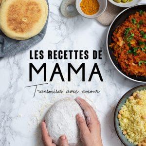 Ebook – Les recettes de Mama
