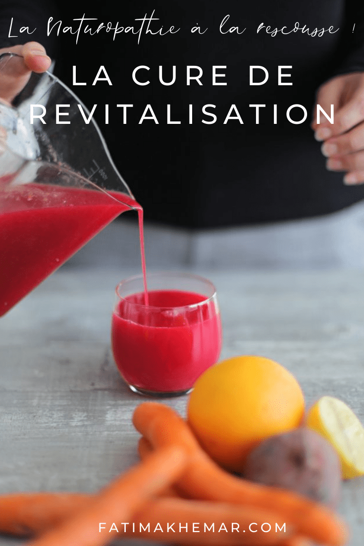 La cure de revitalisation