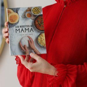 Livre – Les recettes de Mama